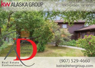 2260 Tasha Drive, Anchorage AK