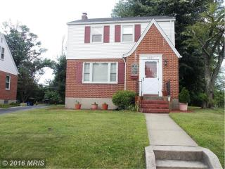 6001 Westwood Avenue, Baltimore MD