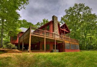 130 Black Bear Ridge, Morganton GA