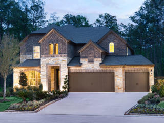 Waters Edge on Lake Houston - The Springs by Meritage Homes