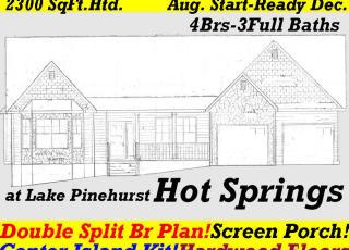 195 Forest Lane, Pinehurst NC