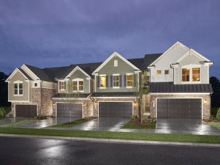 Park West Townes by Meritage Homes