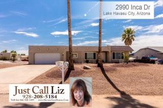 2990 Inca Drive, Lake Havasu City AZ
