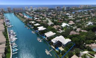 Lot 3 Palm Way, Boca Raton FL