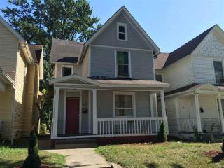 1237 Scott Avenue, Fort Wayne IN