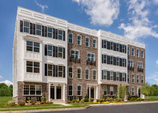 Ravenscliff at Media - Stacked Townhomes by Toll Brothers