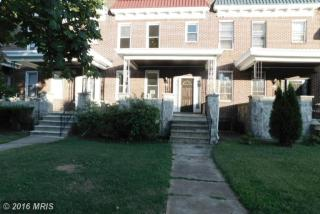 3117 Belmont Avenue, Baltimore MD