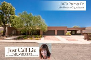 2070 Palmer Drive, Lake Havasu City AZ