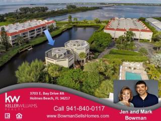 3703 East Bay Drive #A, Holmes Beach FL