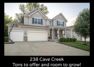 238 South Cave Creek Drive, Bloomington IN