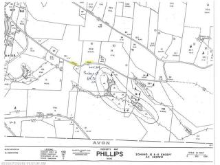 Parlin Road, Phillips ME