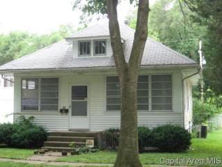 213 North Wesley Street, Springfield IL
