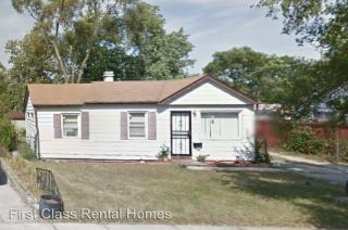 4328 W 20th Ave, Gary, IN 46404
