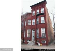 1501 Druid Hill Avenue, Baltimore MD