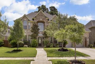 15818 Maple Shores Drive, Houston TX