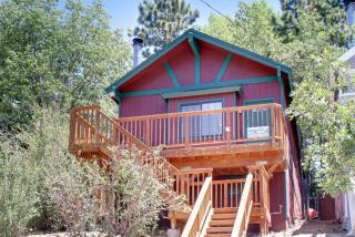 517 Vista Lane, Big Bear Lake CA