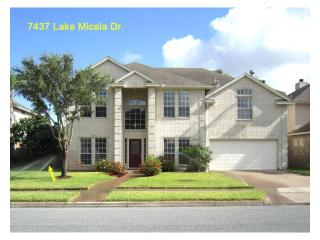 7437 Lake Micala Drive, Corpus Christi TX