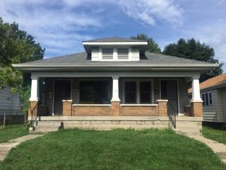 812 N Bradley Ave, Indianapolis, IN 46201