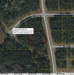 Lot 14B Crooked Creek Lane, Monticello FL