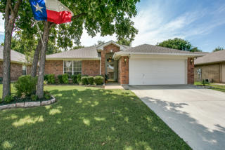 116 Blue Wood Dr, Fort Worth TX  76179 exterior