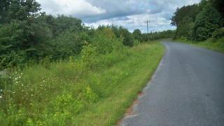 Leigh Mountain Road, Farmville VA
