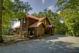111 Black Bear Ridge, Morganton GA