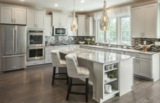 Harborside at Hudson's Ferry by Pulte Homes