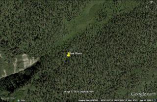 Trail 2 Fox Riv, Homer AK