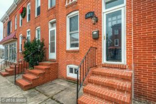 541 East Fort Avenue, Baltimore MD