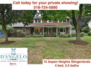 15 Aspen Heights, Slingerlands NY