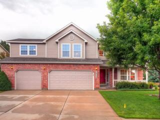 3825 Masters Drive, Colorado Springs CO