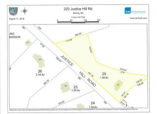 223 Justice Hill Road, Sterling MA