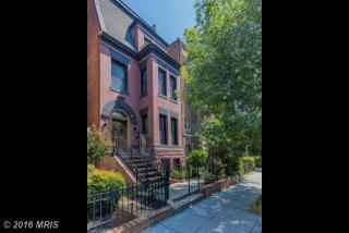 1449 Harvard Street Northwest #1, Washington DC