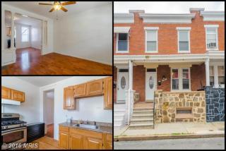 1207 North Decker Avenue, Baltimore MD