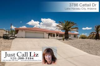 3786 Cattail Drive, Lake Havasu City AZ
