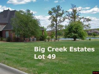 Lot 49 Sheeks Drive, Mountain Home AR