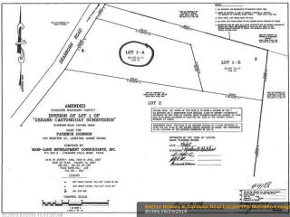 Lot 1-A Dearborn Road, Canton ME