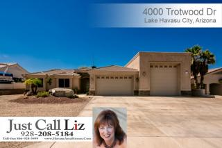 4000 Trotwood Drive, Lake Havasu City AZ