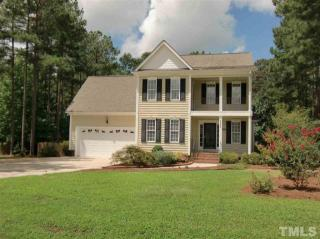 222 West Thicket Drive, Angier NC