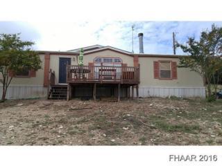 214 County Road #4128, Lampasas TX