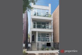 1076 North Marshfield Avenue #2, Chicago IL