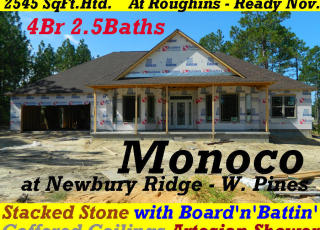 4 Ainsley Avenue, Whispering Pines NC