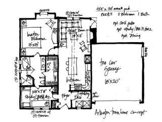 501 Cousins Lane #A, Arlington TX