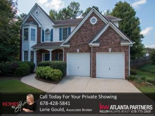 772 Tanners Point Drive, Lawrenceville GA