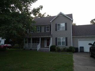509 Woods Walk Lane, Rocky Mount NC