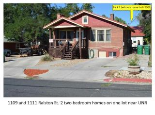 1109 Ralston Street, Reno NV