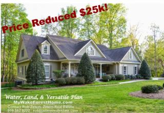 5300 Mill Dam Road, Wake Forest NC