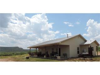 Highway 2059, Robert Lee TX