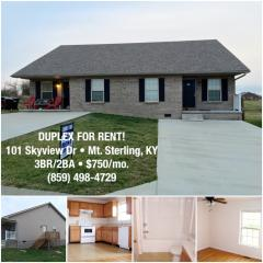 101 Skyview Dr, Mount Sterling, KY 40353