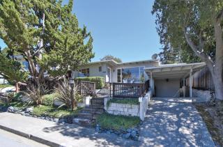 208 Oakview Drive, San Carlos CA